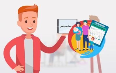 Animierte Erklärvideos sind schnell und unterhaltsam. So wie unser Video für das Jobcenter Berlin.