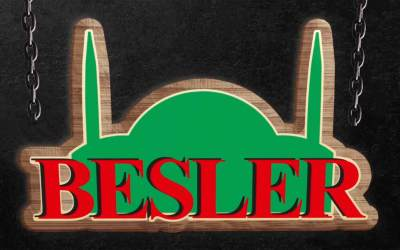 Geschmackvolle Präsentation der Marke Besler
