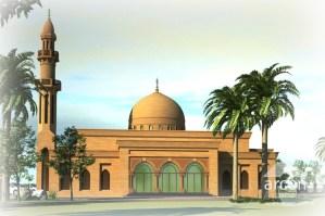 masjid design in lahore pakistan
