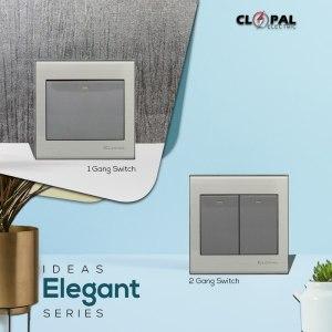 1gang switch elegant series clopal