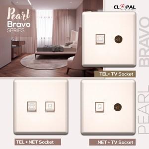 tv telephone internet sheet pearl clopal