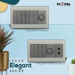 4+1+1 sheet elegant series clopal