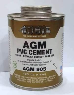 agm cpvc solvent