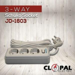 JD 1603 extension socket clopal