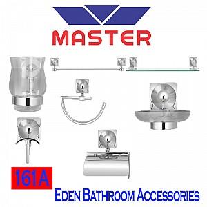 eden bath accessories set master sanitary