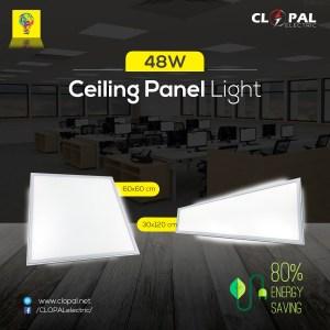 led ceiling panel light clopal