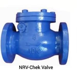 NRV Check Valve Cast Iron