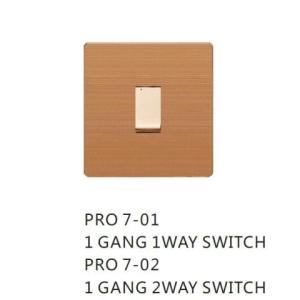 1 gang switch pro 7 series clopal