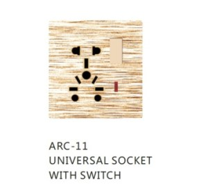 Universal Socket 5in1 Clopal ARC