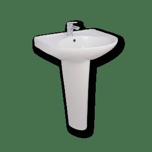 porta washbasin pedestal HDLP203A