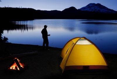 acampar en Arcos del Sitio
