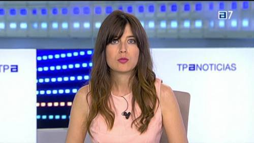 TV news: TPA Noticias. Lunchtime News