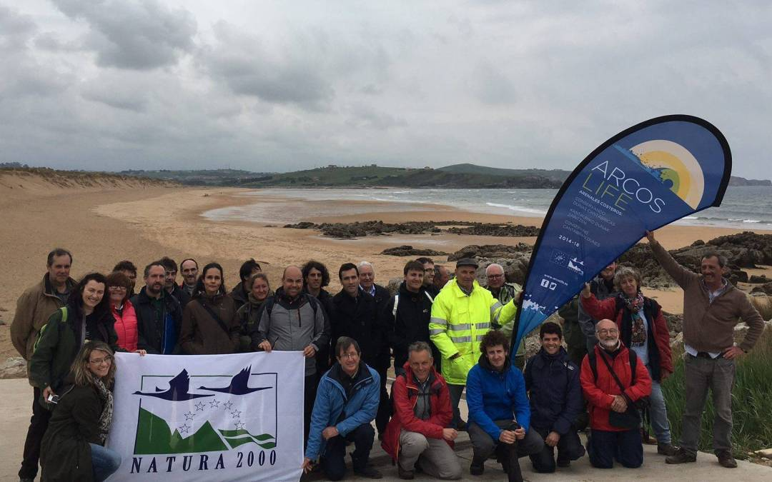 Workshop on dune systems, summary 25th April , 2017. Organised by EUCC-Atlantique and LIFE ARCOS project