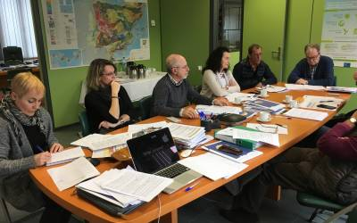 Life+ARCOS General meeting prior to the Mid-term report submit, hosted in the INDUROT headquarters in Mieres, Aturias.