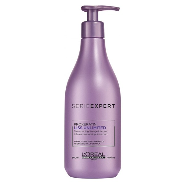 ARCosmetici liss unlimited shampoo 500 ml loreal serie expert