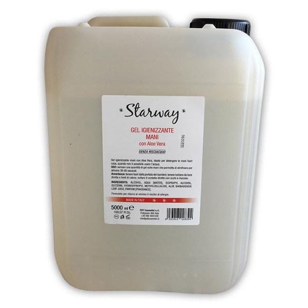 ARCosmetici gel igienizzante starway mani
