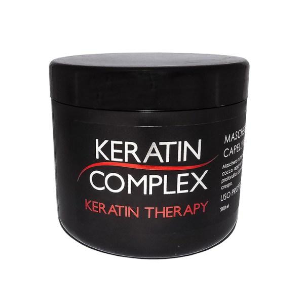 ARCosmetici Keratin Complex maschera nutriente per capelli secchi e crespi