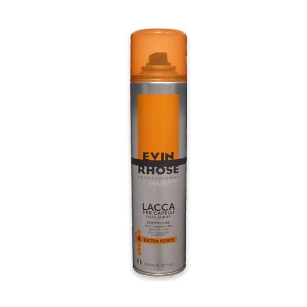 lacca evin rhose effetto luce fissaggio extra forte 300 ml bergen