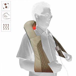 Shiatsu-Knet-Massager, Nackenmassagegerät