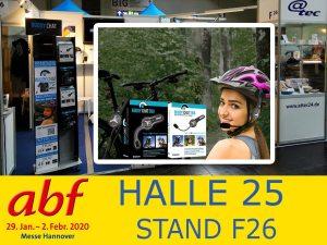 arcotec auf der ABF Messe Hannover 2020