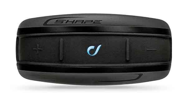 Interphone Shape, Bluetooth Freisprecheinrichtung für Motorrad