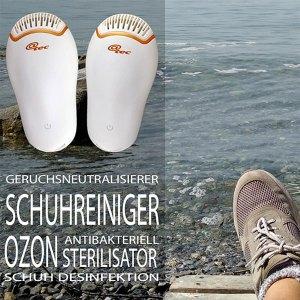 Schuh Ozon-Desinfizierer, Beitragsbild