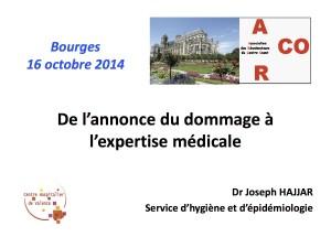 presentation Dr hajjar