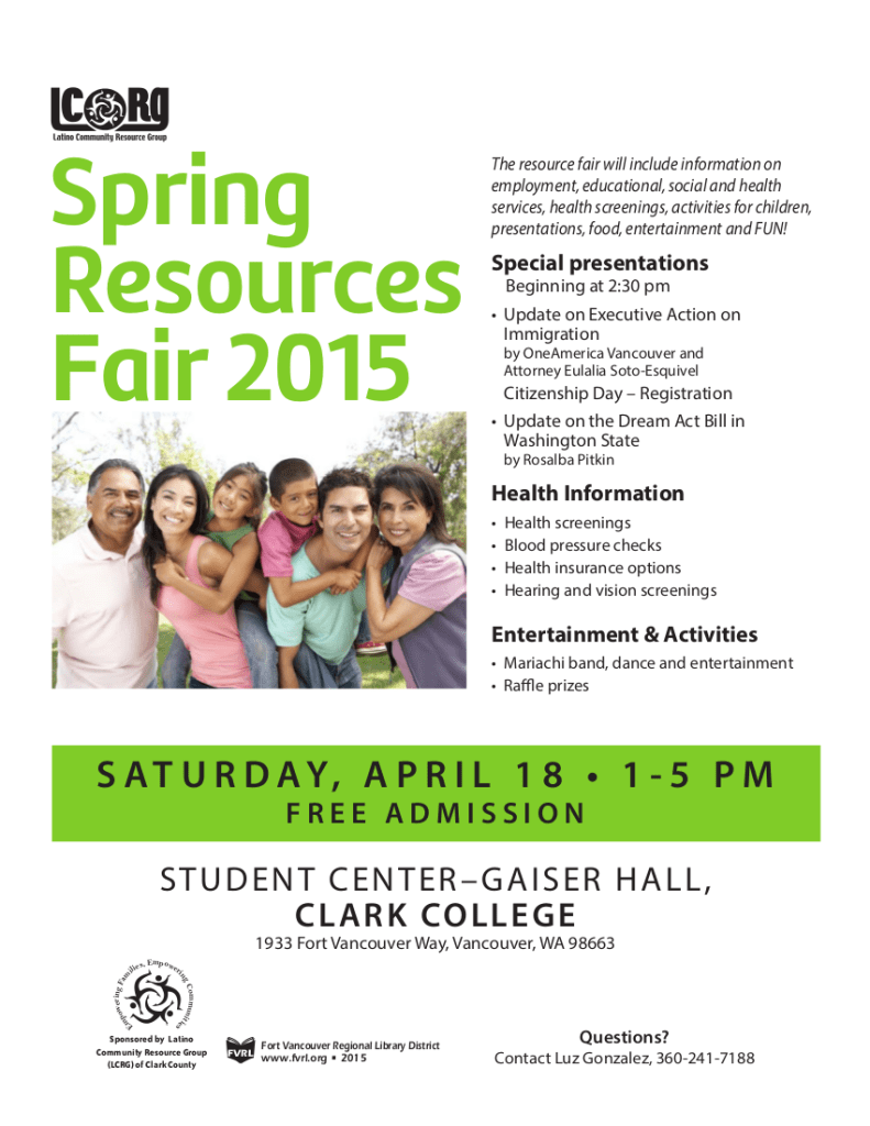 PS_Spring Resources Fair-flyer color 4-2015