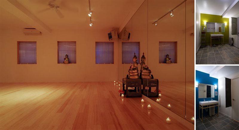 Arctangent Architecture Design Aa D Earth Yoga Nyc