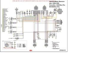 2007 Sno pro wiring diagram  ArcticChat  Arctic Cat