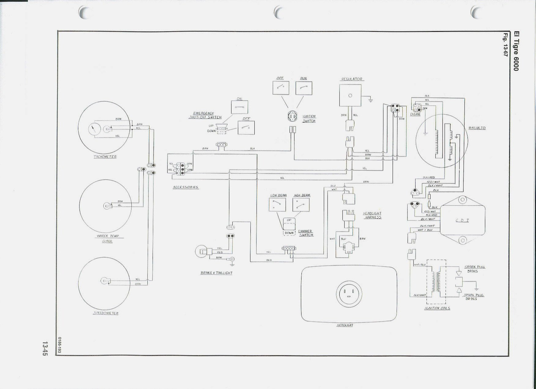 Snowmobile Thumb Warmer Wiring Diagram