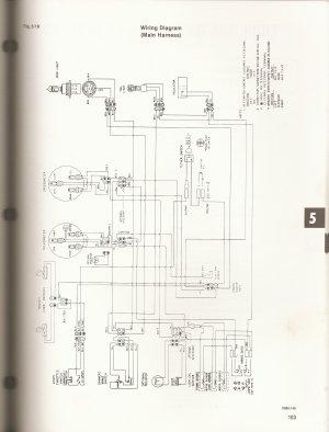 1992 Wildcat Wiring Diagram  ArcticChat  Arctic Cat