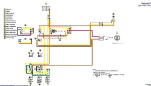 2001 engine wiring diagram for 800 twin needed