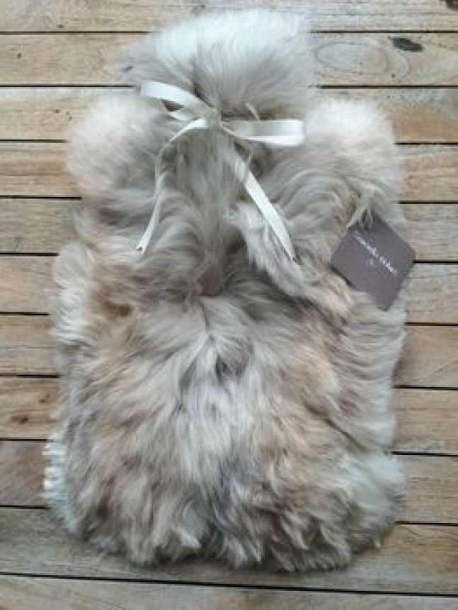 ARCTICdeco.com: Alpaca Fur Hot Water Bottle