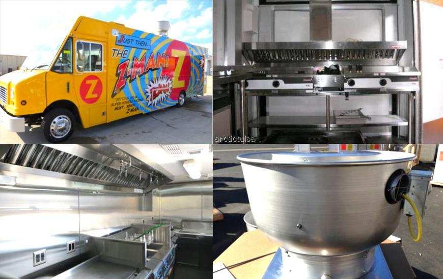 best hood exhaust fan for food trucks