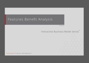 Features and Benefit Analysis – Kano
