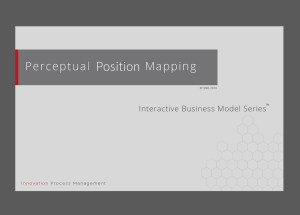 Perceptual Position Mapping – EBRP (20+20)