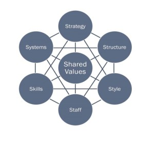 McKinsey Strategic 7s – Strategic Alignment