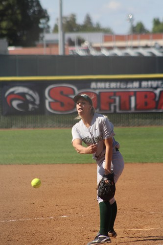 ARC softball team splits doubleheader in home finale | The ...