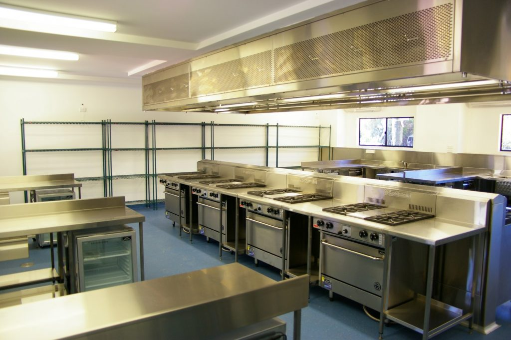 commercial exhaust canopies