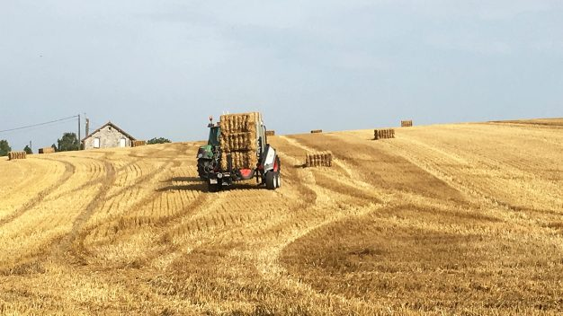 ARCUSIN ACCUMULATEUR BALES BALE CHASER FORSTACK FRANCE 3