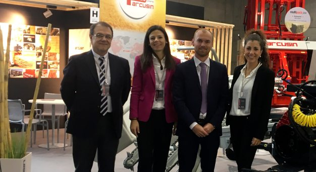 ARCUSIN AGRITECHNICA 2017 BALE HANDLING SOLUTIONS 7