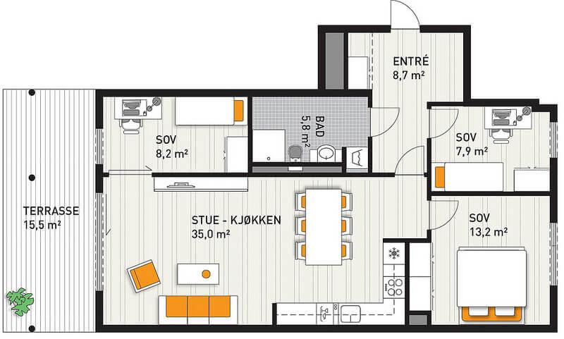 Floor Plan Drafting Services