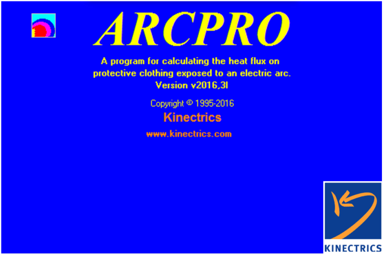 ArcPro 3.0 Arc Flash Calculation Software is Now Available