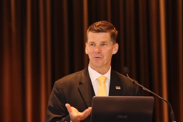 Brendan Smyth - ACT Commissioner for International Engagement