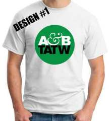 Above Beyond TATW Logo T-Shirt Crew Neck Short Sleeve Men Women Tee DJ Merchandise Ardamus.com
