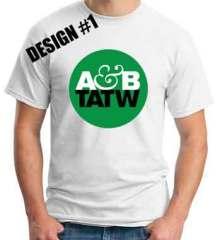Above Beyond TATW Logo T-Shirt Crew Neck Short Sleeve Men Women Tee DJ Merchandise Ardamus.com