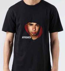 Afrojack Cant Stop Me T-Shirt Crew Neck Short Sleeve Men Women Tee DJ Merchandise Ardamus.com