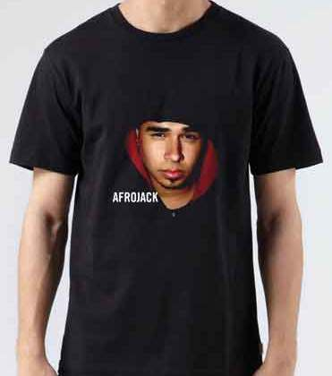 Afrojack Cant Stop Me T-Shirt Crew Neck Short Sleeve Men Women Tee DJ Merchandise Ardamus.com