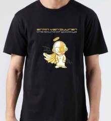 Armind The Sound of Goodbye T-Shirt Crew Neck Short Sleeve Men Women Tee DJ Merchandise Ardamus.com